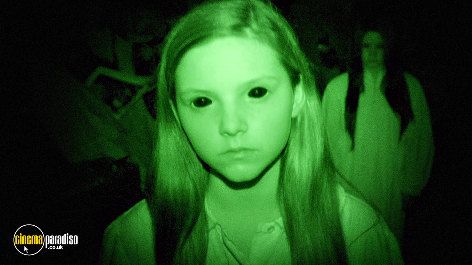 Paranormal Activity: The Ghost Dimension (aka Paranormal Activity 5) online DVD rental