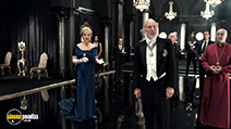 A still #5 from Hamlet (2009) with Patrick Stewart and Penny Downie