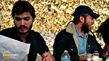 A still #9 from Lone Survivor with Emile Hirsch