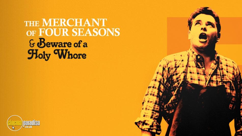 The Merchant of Four Seasons / Beware of a Holy Whore (aka Händler der vier Jahreszeiten / Warnung vor einer heiligen Nutte) online DVD rental