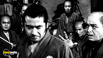 A still #4 from The Bodyguard / Sanjuro (1962) with Toshirô Mifune