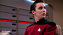 A still #40 from Star Trek: The Next Generation: The Best of Both Worlds with Will Wheaton
