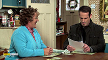 A still #7 from Mrs Brown's Boys: Christmas Specials 2011-2013 (2013) with Brendan O'Carroll and Conor Moloney