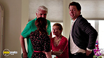 A still #7 from Sisters with James Brolin, Dianne Wiest and Ike Barinholtz