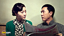 A still #2 from Ip Man 3 with Donnie Yen and Lynn Hung