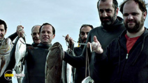 A still #3 from Chevalier (2015) with Vangelis Mourikis, Panos Koronis and Makis Papadimitriou