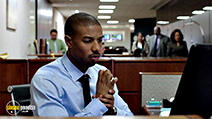 A still #42 from Creed with Michael B. Jordan