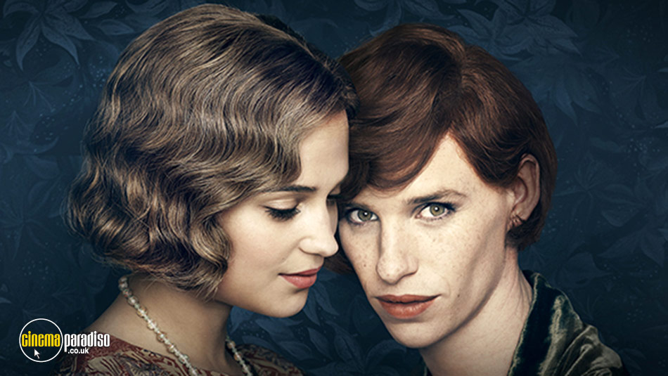 The Danish Girl online DVD rental