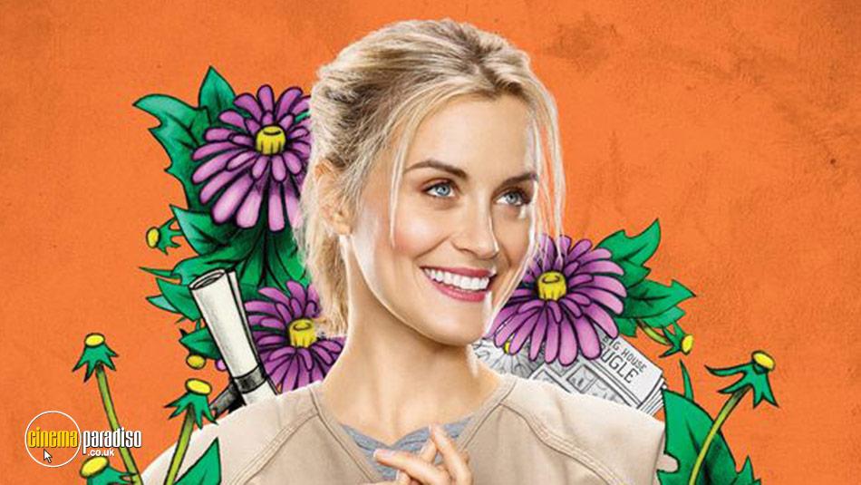 Orange Is the New Black: Series 3 online DVD rental