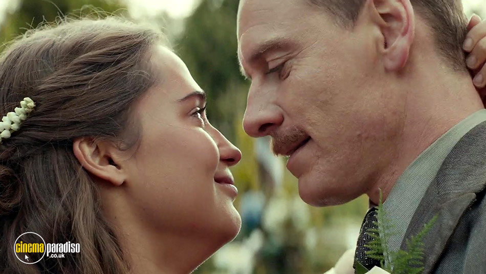 The Light Between Oceans online DVD rental