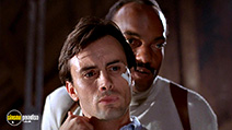 A still #6 from From Beyond (1986) with Jeffrey Combs and Ken Foree
