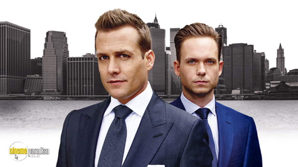 Suits: Series 5 online DVD rental