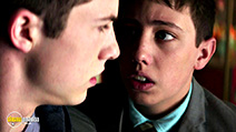 A still #9 from Goosebumps (2015) with Dylan Minnette and Ryan Lee