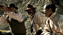 A still #7 from Bone Tomahawk (2015) with Kurt Russell, Richard Jenkins and Matthew Fox