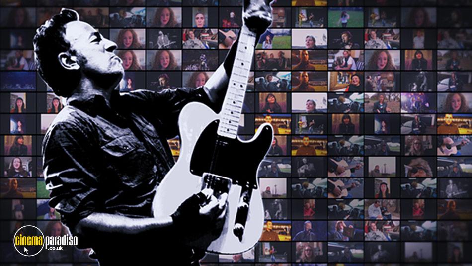 Springsteen and I online DVD rental