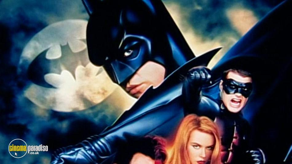 Batman Forever online DVD rental