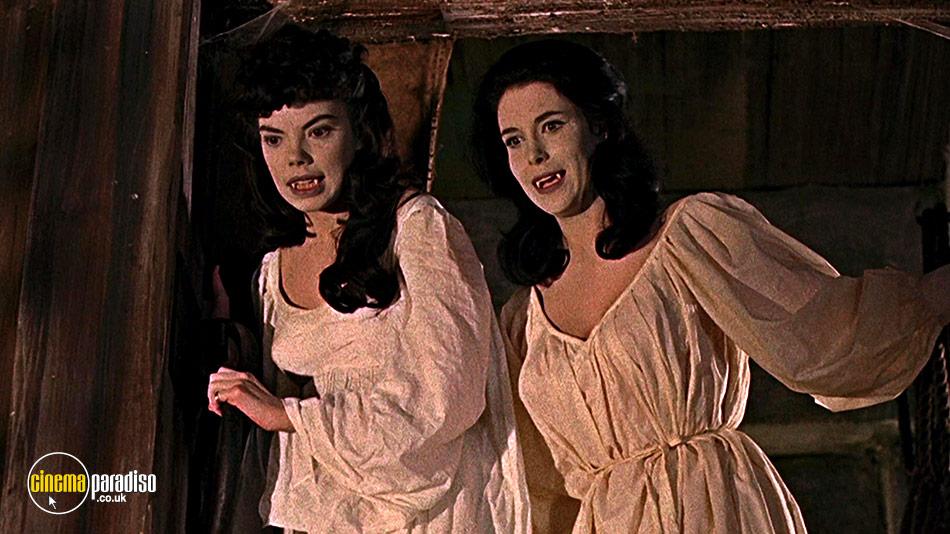 The Brides of Dracula online DVD rental