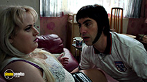A still #4 from Grimsby (2016) with Sacha Baron Cohen and Rebel Wilson