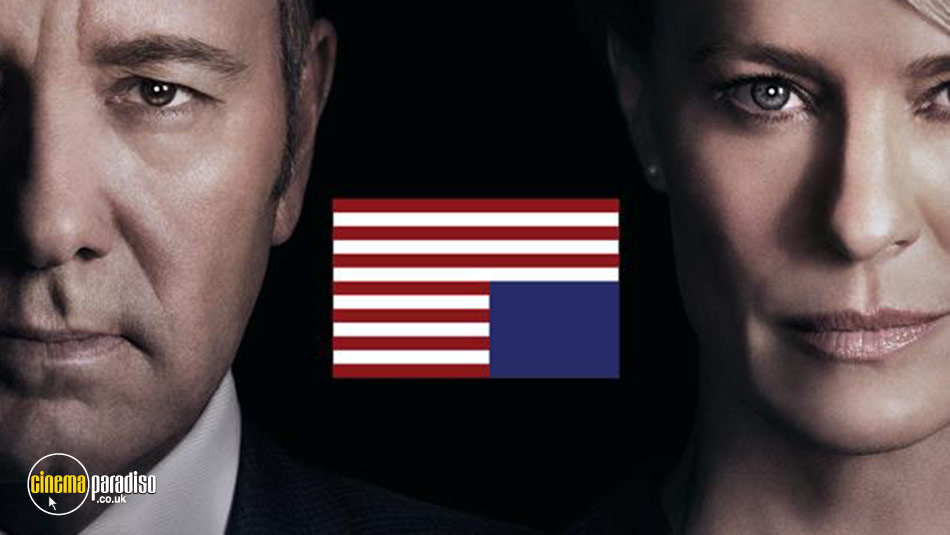 House of Cards: Series 4 online DVD rental