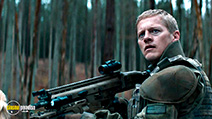 A still #5 from Kill Command (2016) with Thure Lindhardt
