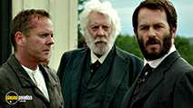 A still #9 from Forsaken (2015) with Kiefer Sutherland, Donald Sutherland and Jonny Rees