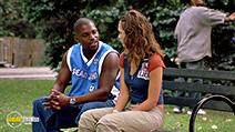 A still #3 from Honey (2003) with Mekhi Phifer and Jessica Alba