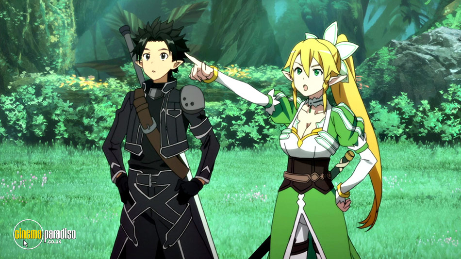 Sword Art Online: Series 1: Part 3 (aka Sodo Ato Onrain) online DVD rental