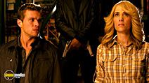 A still #6 from MacGruber (2010) with Ryan Phillippe and Kristen Wiig