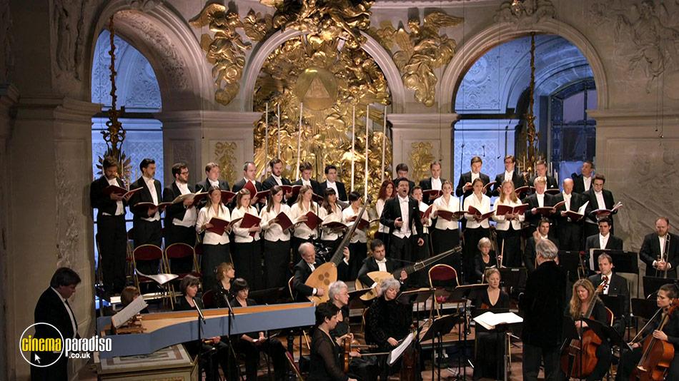 Claudio Monteverdi: Vespro Della Beata Vergine (aka Vêpres solennelles de la Vierge Marie) online DVD rental