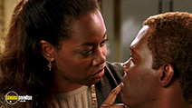 A still #7 from The Negotiator (1998) with Samuel L. Jackson and Regina Taylor