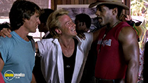 A still #1 from American Ninja 3: Blood Hunt (1989) with Steve James and Evan J. Klisser