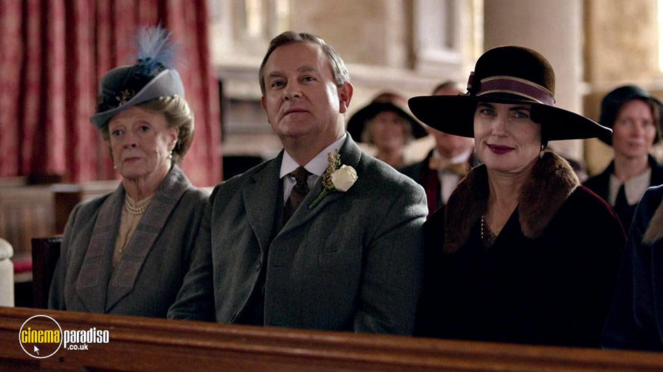 Downton Abbey: Series 6 online DVD rental