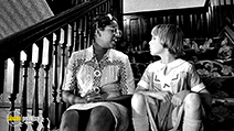 A still #9 from Paper Moon (1973) with Tatum O'Neal and P.J. Johnson