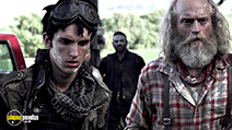 A still #9 from Z Nation: Series 2 (2015) with Russell Hodgkinson and Nat Zang