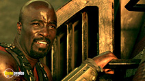 A still #3 from Halo: Nightfall (2014) with Mike Colter