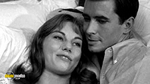 A still #7 from On the Beach (1959) with Anthony Perkins and Donna Anderson