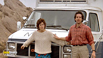 A still #8 from Short Circuit (1986) with Steve Guttenberg and Ally Sheedy