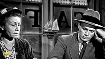 A still #9 from Pickup on South Street (1953) with Thelma Ritter and Richard Widmark