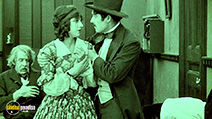 A still #2 from The Birth of a Nation (1915) with Henry B. Walthall and Alma Rubens