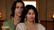 A still #3 from Tut (2015) with Peter Gadiot and Sibylla Deen