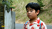 A still #2 from Kikujiro (1999) with Yusuke Sekiguchi