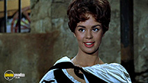 A still #3 from The Curse of the Werewolf (1961) with Catherine Feller