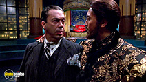 A still #7 from The Shadow (1994) with John Lone and Tim Curry