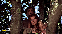 A still #4 from Squirm (1976) with Don Scardino and Patricia Pearcy
