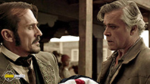 A still #4 from Texas Rising (2015) with Ray Liotta and Robert Knepper
