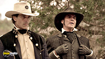 A still #7 from Texas Rising (2015) with Olivier Martinez and Jeff Fahey