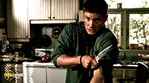 A still #3 from Supernatural: Series 4: Part 1 (2008) with Jensen Ackles