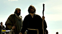 A still #9 from Risen (2016) with Cliff Curtis and Stewart Scudamore