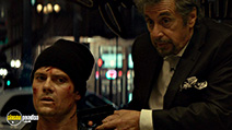 A still #9 from Misconduct (2016) with Al Pacino and Josh Duhamel