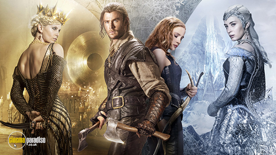 The Huntsman: Winter's War (aka Snow White and the Huntsman 2) online DVD rental